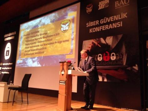 Siber Güvenlik Konferansı-CSG-Osman Öztürk (2)